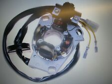 yamaha yz 125 2005 and onwards stator ignition engine coil with a lighting coil