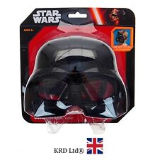 Star Wars DARTH VADER Kids SWIM MASK Childrens Swimming Goggles Pool Glasses NEW