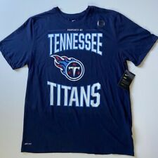 NWT Tennessee Titans Nike short sleeve T-shirt size XL
