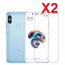 2 X (2 Pack) For Xiaomi Redmi Note 5 Pro Tempered Glass Screen Protector