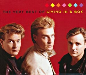 Living In A Box Very Best Of 2-CD NEW SEALED Room In Your Heart/Gatecrashing+