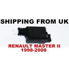 Bloqueo Central Motor Puerta Cerradura Actuador Para Renault Master Mk2 Ii 1998-2008