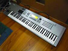 YAMAHA MOTIF 7 76-Key MIDI Synthesizer Sampler Keyboard