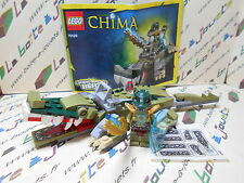 lego chima set 70126 Crocodile Legend Beast