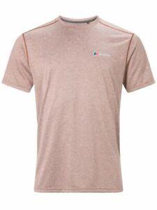 Men's Berghaus Explorer Short Sleeve Argentium T-Shirt BNWT, medium, 33% 0ff.