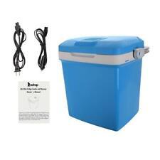 Electric Cooler Refrigerator Travel Portable Car 120v/12v Iceless  Fridge Chill