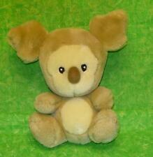 """2002 Neopets Pet Pet Harris Plush Stuffed Animal Koala Toy 7"""" tall"""