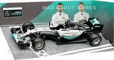 NICO ROSBERG MERCEDES F1 1:43 Racing Car Model Diecast Die Cast Formula One