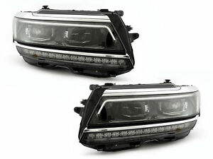 Original VW Scheinwerfer, Voll-LED, rechts/links, komplett NEU #Tiguan 2 AD1 5NA