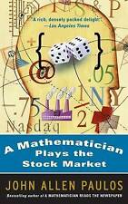 NEW A Mathematician Plays The Stock Market by John Allen Paulos