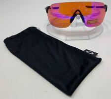 f97eec2e3a 100% AUTHENTIC Oakley EvZero Stride Matte Black w Prizm Trail Lens  OO9386-0338