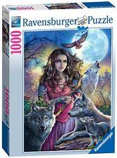 Ravensburger Italy Lupi, Puzzle 1000 Pezzi, 19664 7 (U6y)