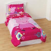 Peppa Pig Comforter - TWIN