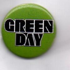 GREEN DAY BUTTON BADGE American Punk Rock Band Good Riddance, Basket Case 25mm