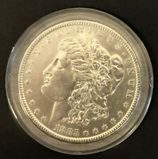 1885 Morgan Silver Dollar United States Of America Genuine US Mint Coinage