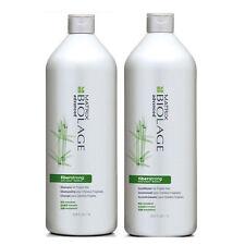 Matrix Biolage Fiberstrong Shampoo + Conditioner 1000ml Litro / Capelli Fragili