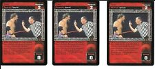 WWE RAW DEAL - 3X Two! *FREE SHIPPING* RARE Reversal