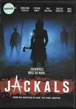 Jackals (DVD) Cult Horror!