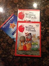 Winnie the Pooh (Blu-ray/DVD, 2011, 2-Disc Set) Authentic US Release Scratch