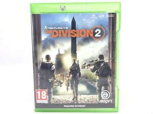 JUEGO XBOX ONE TOM CLANCYS THE DIVISION 2 XBOXONE 6450465