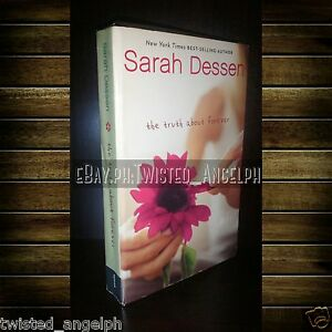 Book: The Truth About Forever by Sarah Dessen [Trade Paperback]