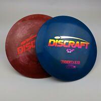 DISCRAFT ESP UNDERTAKER | CHOOSE COLOR | 173-174g | Disc Golf Disc | Driver