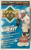 2007-08 Upper Deck Series 1 NHL Hockey Box NEW Sealed Price&Kane Young Guns