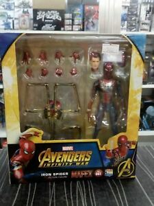 MAFEX 081 IRON SPIDER INFINITY   MEDICOM  A - 29255  4530956470818