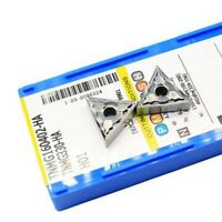 TNMG160402-HA H01 CNC Internal turning tool Carbide insert aluminum cutter blade