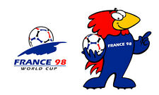 World Cup Football 1998 Final between Brazil and France 0-3