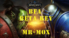 World of Warcraft - BFA Battle for Azeroth - Beta Key -  EU/US WoW Fast Delivery