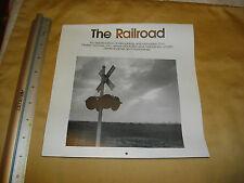 the railroad peaker services, inc 1986 calender