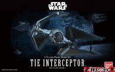 Cravate Interceptor Star Wars Échelle 1/72 Kit Modélisme Figurine Bandai Japon