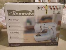 Kenmore Mini Ultra Sewing Machine Model No 385