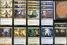 BLUE SPIRIT CONTROL DECK Ready To Play 60 Cards Mtg