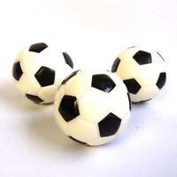 Pelota de Estrés Suave en Forma de Fútbol Alivio del Estrés Bola de Espuma