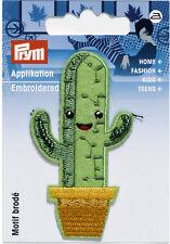 Prym Aplicación Cactus Cara, Verde Artikelnr. 926675