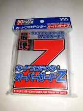 YANOMAN Z Clear Hard Card Sleeves Protector 50pcs