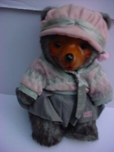 Robert Raikes Signed Daisy Glamour Bears of The 1920's 1986 New In Box