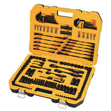 Dewalt 184-piece Polished Black Chrome Tool Set DWMT45184