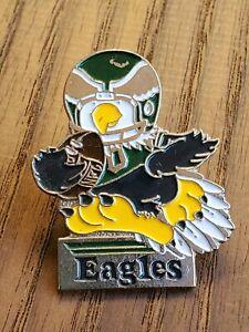 Vintage NFL PHILADELPHIA EAGLES METAL LAPEL Hat Pin NOS