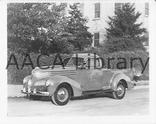Factory Photo Dealership 1939 Studebaker K5 Coupe Express Truck Ref. #78033