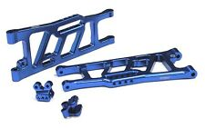 Integy T8179BLUE HD Alloy Rear Lower Arm for Losi 8ight-T(Not for 2.0)