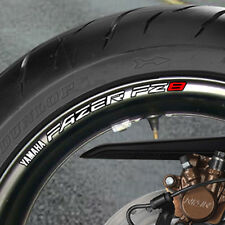 FAZER FZ8 WHEEL RIM STICKERS DECAL 780 FZ 8 B