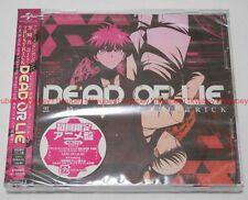 New DEAD OR LIE Maon Kurosaki feat. TRUSTRICK Anime Edition Danganronpa 3 CD DVD