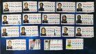 135x PANINI World Cup 2006 Sticker - Team USA - United States - WM 2006 - Lot
