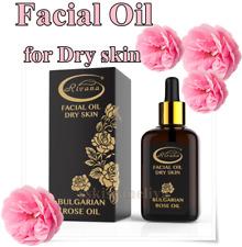 Rivana Facial Oil with BULGARIAN ROSE OIL for Dry  Skin 30 ml  Skin Regeneration