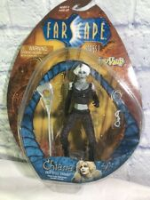 Farscape Chiana Anarchistic Runaway Action Figure New On Card