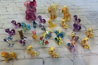 LOT Of My Little Pony Mini Blind Bag G4 Figures Mini Ponies hasbro