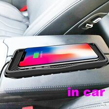 10W QI Universal Car Charger Wireless Charger Car Wireless Charging pad for sams